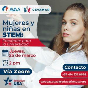 EDUCATION USA MES DE LA MUJER